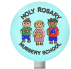 holy rosary nursery school logo